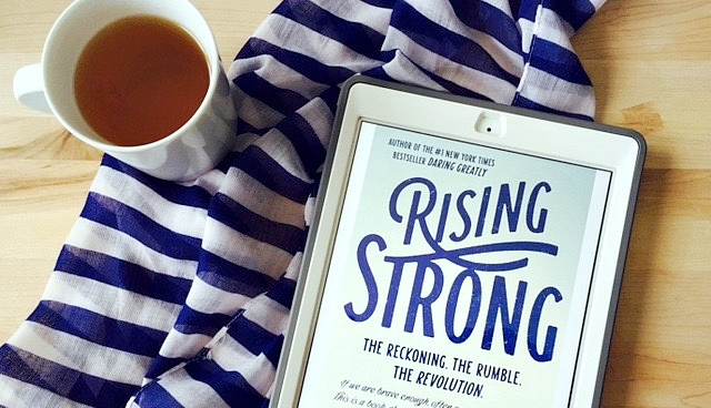 Brené Brown's 3-Step Approach to Transcending Failure and 'Rising Strong'