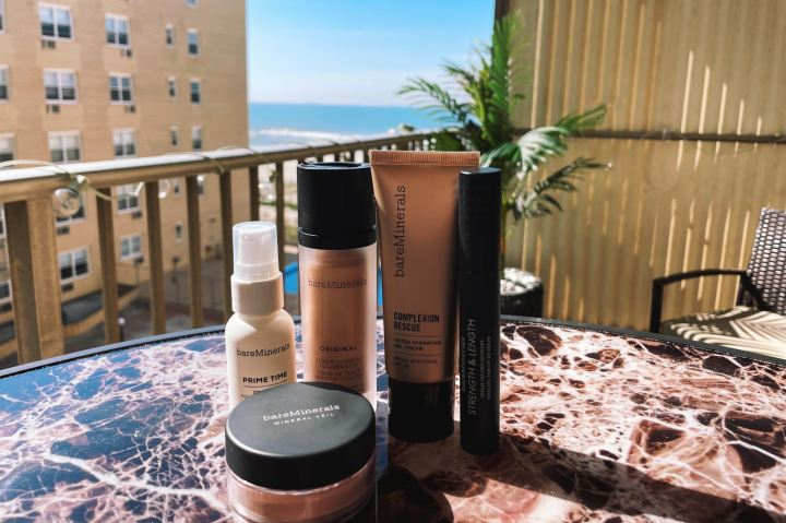 Bare Minerals Summer Skincare and Beauty ProductRoundup